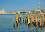 Venice, Oil on canvas