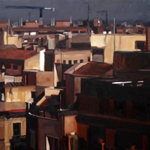 Barcelona tejados