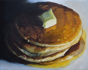 untitled_pancakes_stacked40 cm x 51cm
