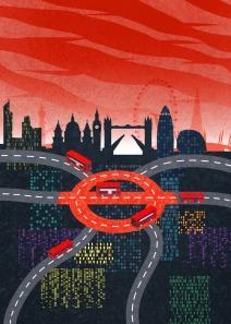 Roundle roundabout