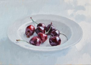 bowl-of-cherries ( Sold Blackheath)-I
