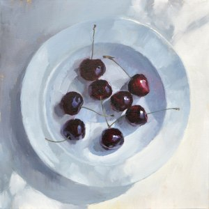 cherries-in-dappled-light ( Sold Blackheath)