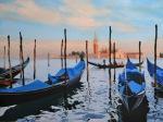 A Holmes Venice -2015 - oil on canvas - 60 x 80cm