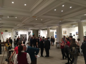 National Open Art at The Mercers' Hall 2016